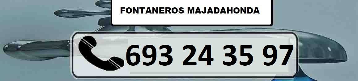 Fontaneros Majadahonda Madrid Urgentes