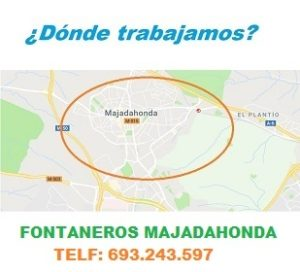¿ en que zonas de Majadahonda trabajamos ?