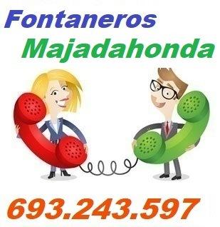 Fontaneros Majadahonda